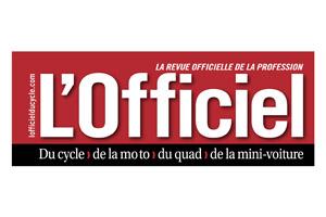 Magazine L'Officiel du Cycle